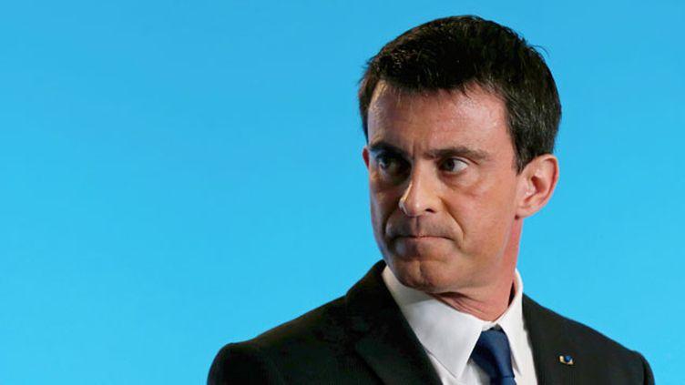 (Manuel Valls a préféré rester à Paris © REUTERS | Pascal Rossignol)