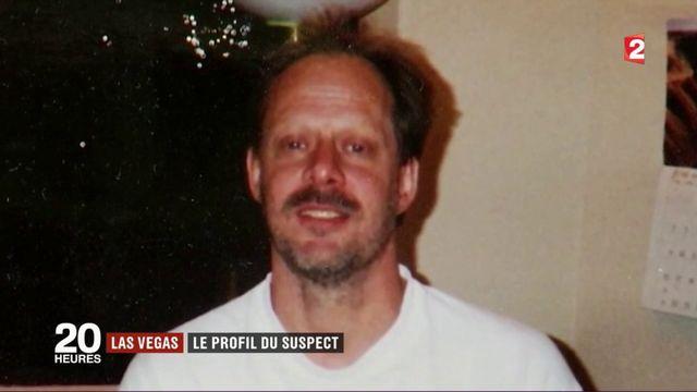 Fusillade à Las Vegas : le profil de l'assaillant