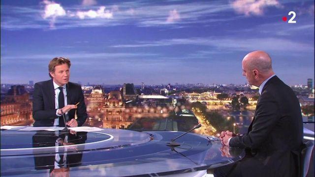 """Jean-Michel Blanquer espère """"un retour à la normale après les vacances de Printemps""""."""