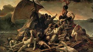 Le Radeau de la Méduse, de Théodore Géricault. (CAPTURE ECRAN FRANCE 2)