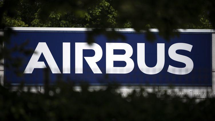 Le siège d'Airbus à Toulouse (photo d'illustration). (LIONEL BONAVENTURE / AFP)