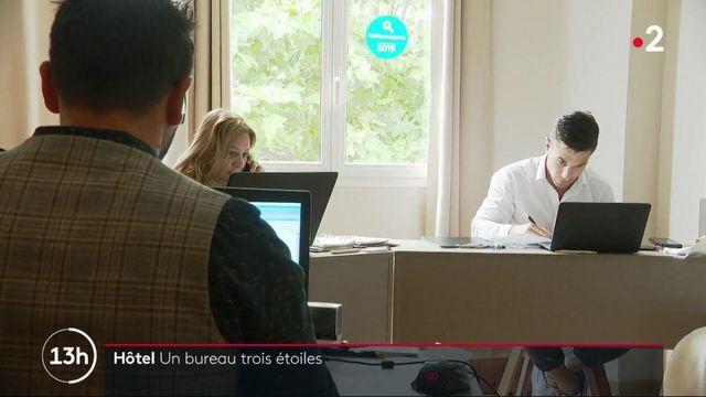 Perpignan: un hôtel transformé en bureaux