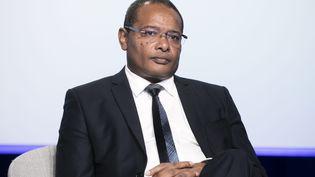 Didier Laguerre, maire de Fort-de-France en Martinique. (VINCENT ISORE / MAXPPP)