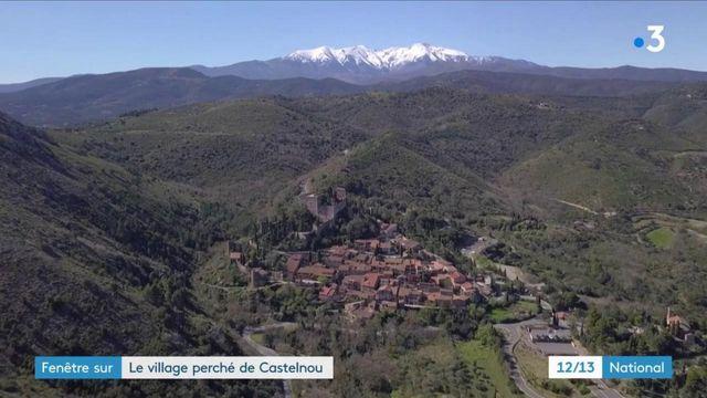 Patrimoine : le village perché de Castelnou