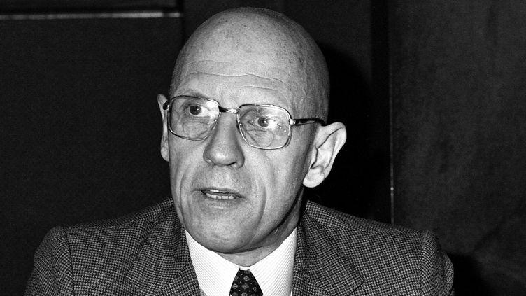 Michel Foucault en 1981  (Alexis Duclos/AP/SIPA)