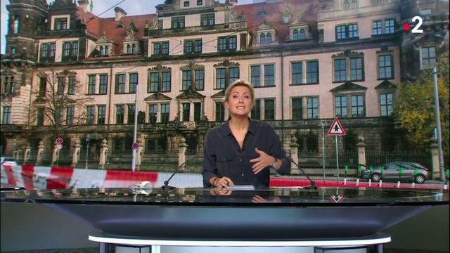 Allemagne : des parures de diamants et de rubis volées dans un musée