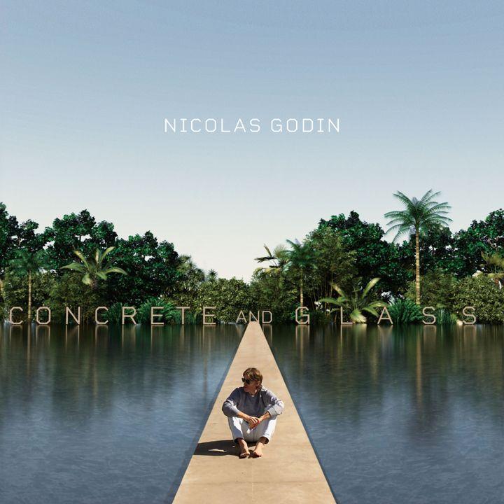 """La pochette de l'album de Nicolas Godin """"Concrete and Glass"""" (janvier 2020). (BECAUSE MUSIC)"""