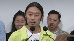 Le Japonais Masayuki Ino pour le label Doublet prix LVMH 2018  (Capture d'écran)
