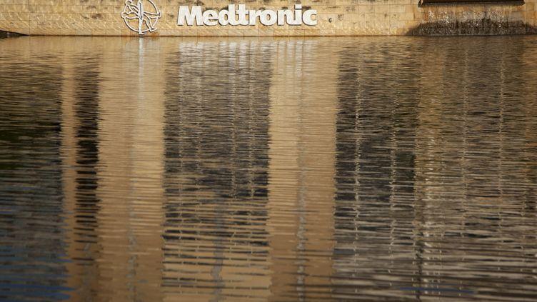 Le siège de Medtronic à Minneapolis (Minnesota). (BLOOMBERG VIA GETTY IMAGES)