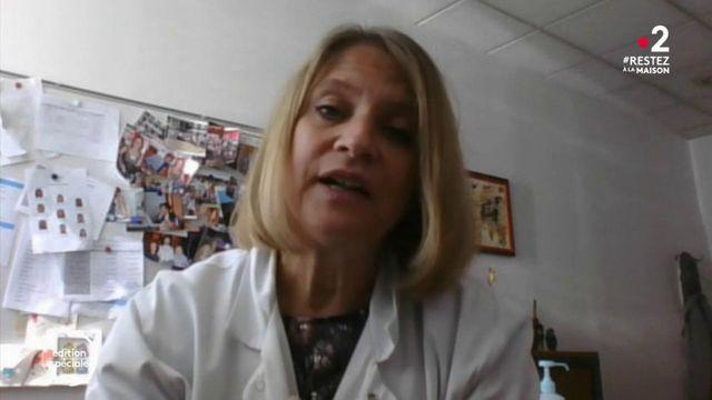 Coronavirus : l'éclairage de la professeure Lacombe