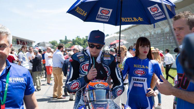Le Néerlandais Michael van der Mark va remplacer Valentino Rossi à Aragon (FABIO AVERNA / NURPHOTO)