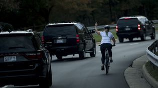 (BRENDAN SMIALOWSKI / AFP)