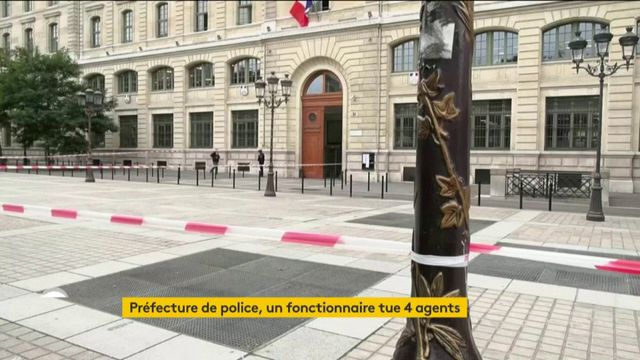 Préfecture de police de Paris : comment s'est déroulée l'attaque ?
