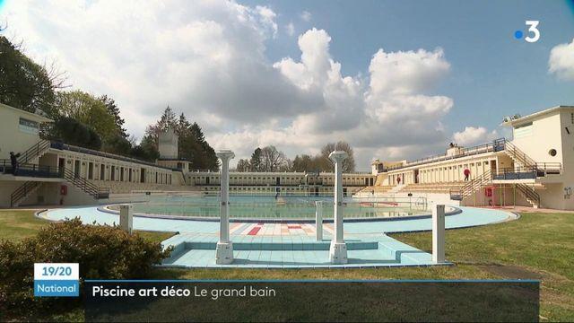 Pas-de-Calais : retour à la piscine dans un style Art déco