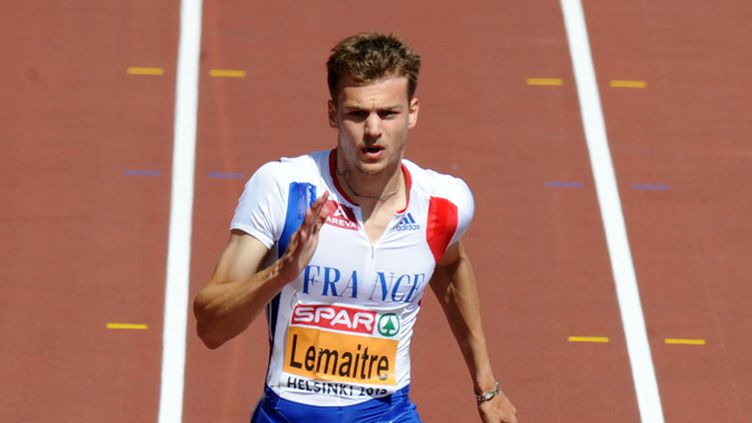 Christophe Lemaitre prend la quatrième place de la finale du 100m