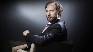 Le romancier Olivier Guez  (JOEL SAGET / AFP)