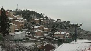 alpes maritimes neige froid (France 3)