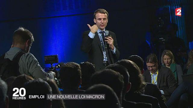 La loi Macron 2 est en préparation