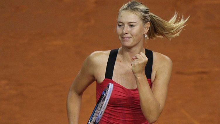 L'ancienne N.1 mondiale Maria Sharapova