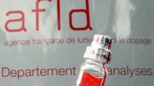 L'Agence française de lutte contre le dopage se retrouve dans le viseur de la Cour des comptes (JOEL SAGET / AFP)