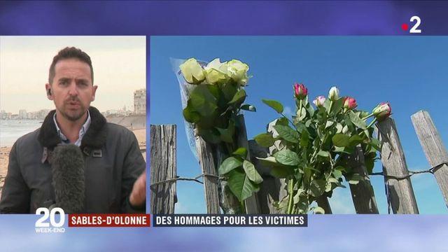 Naufrage en Vendée : une journée de recueillement et d'hommage aux Sables-d'Olonne