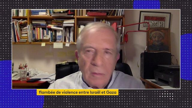 Violences entre Israël et Gaza : le regard de Charles Enderlin