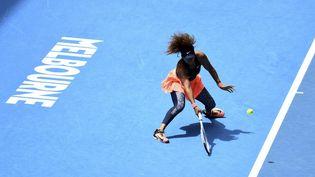 Naomi Osaka est la dernière lauréate de l'Open d'Australie. (WILLIAM WEST / AFP)