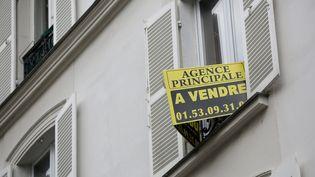 La hausse des prix des logements anciens au premier trimestre 2015est plus accentuée pour les maisons que pour les appartements. (MAXPPP)