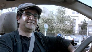 Jafar Panahi, le réalisateur de Taxi rempote l'ours d'or à la 65e Berlinale  (JAFAR PANAHI / JAFAR PANAHI / BERLINALE / AFP)
