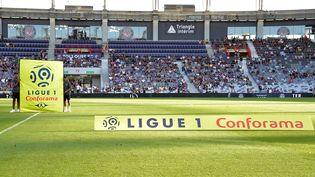Le Stadium municipal de Toulouse quelques minutes avant une rencontre de Ligue 1 opposant le TFC auDijon Football Côte-d'Or, le 17 août 2019. (PASCAL PAVANI / AFP)