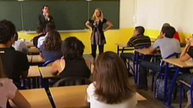 Dans une classe... (France 2)