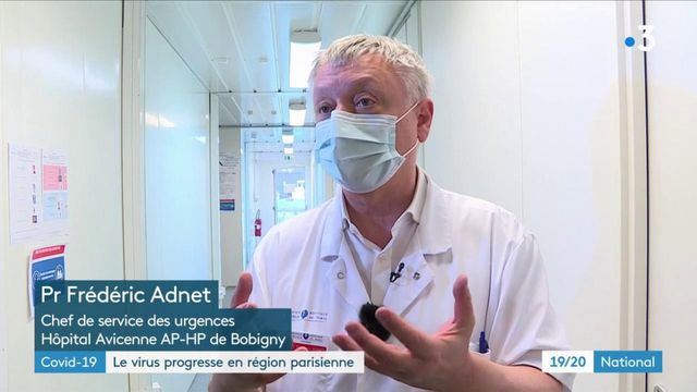 Covid-19 : le virus se propage en région parisienne