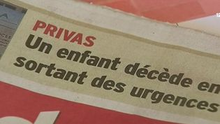 Mathias, 11 ans, décède en sortant des urgences (FRANCE 3)