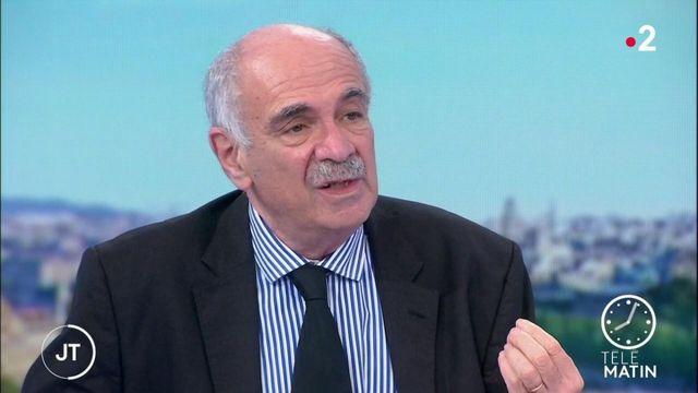 Enseignant décapité dans les Yvelines: «L'idée républicaine c'est ce qui fait le lien entre nous tous», affirme le sociologue Michel Wieviorka