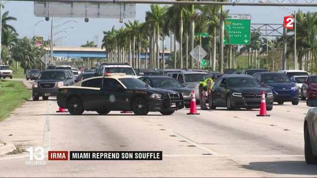 Ouragan Irma : Miami reprend son souffle