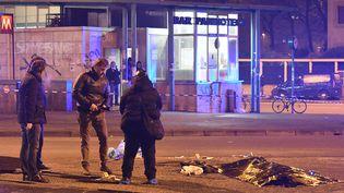 Anis Amri, auteur de l'attentat de Berlin, a été abattu à Milan, le 23 décembre 2016. (DANIELE BENNATI / AFP)