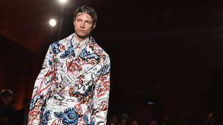 Défilé Alexander McQueen pap pe 2016 à la Fashion week de Londres, juin 2015  (BEN STANSALL / AFP)