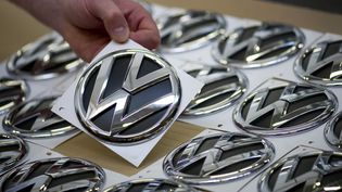 Volkswagen a mis au point un logiciel capable de duper les contrôles antipollution aux Etats-Unis. (ODD ANDERSEN / AFP)