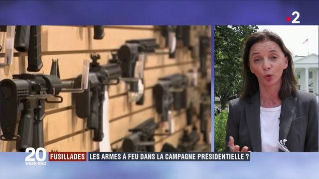 Armes à feu : un débat pour la campagne présidentielle américaine ?