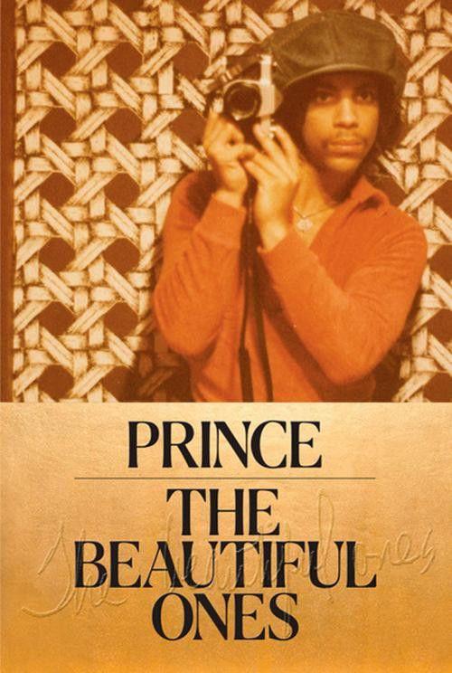 La couverture de The Beautiful Ones, les mémoires inachevées de Prince, attendues pour le 29 octobre aux Etats-Unis. (Random House)