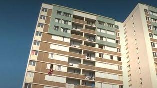Limoges : vive émotion après la chute mortelle d'une fillette de 2 ans (FRANCE 3)