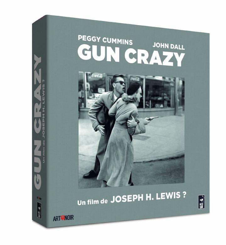 """Coffret DVD/Blu-Ray """"Gun Crazy"""" De Joseph H. Lewis  (Wild Side Vidéo)"""