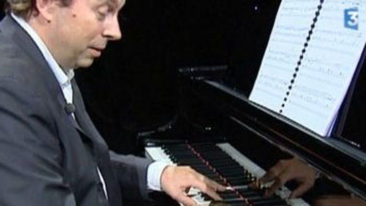 Orléans Jazz festival: les leçons de jazz d'Antoine Hervé  (Culturebox)
