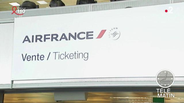 Grève à Air France : les personnels mobilisés pour la hausse des salaires