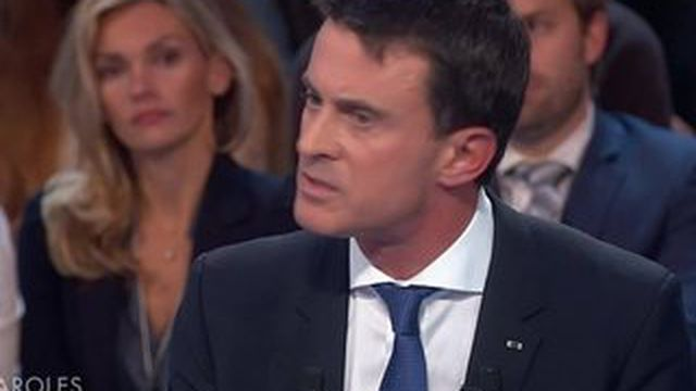 """DPDA : """"Tout sera fait pour empêcher le Front national de gagner"""", assure Valls"""