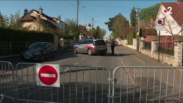 Attaque à Rambouillet : émotion et colère des voisins et collègues de la victime
