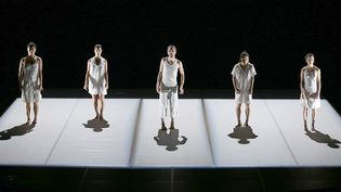 """""""Un coup de don"""" chorégraphie de Carlotta Ikeda  (Photo Lot)"""