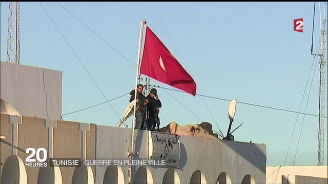 Tunisie : dix djihadistes et un soldat tués à la frontière libyenne