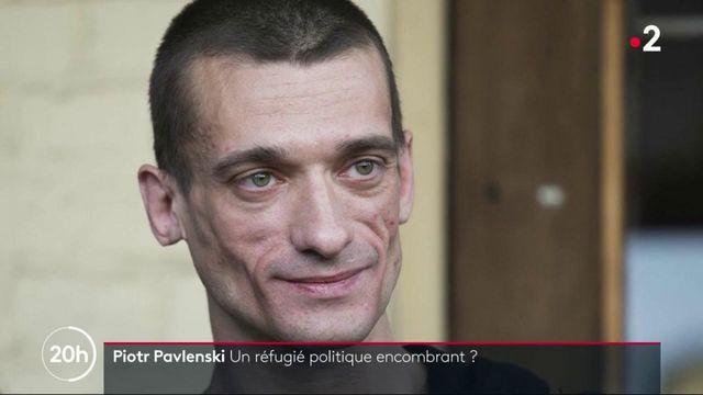 Piotr Pavlenski : pourquoi bénéficie-t-il du droit d'asile ?