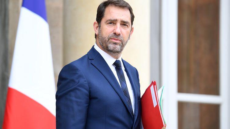Christophe Castaner, délégué général de La République en Marche à l 'Elysée, le 6 juin 2018. (ALAIN JOCARD / AFP)